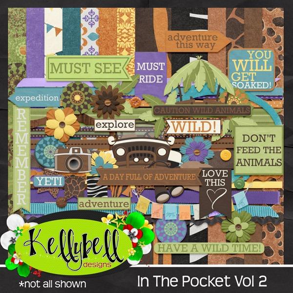 In The Pocket Vol 2 kit