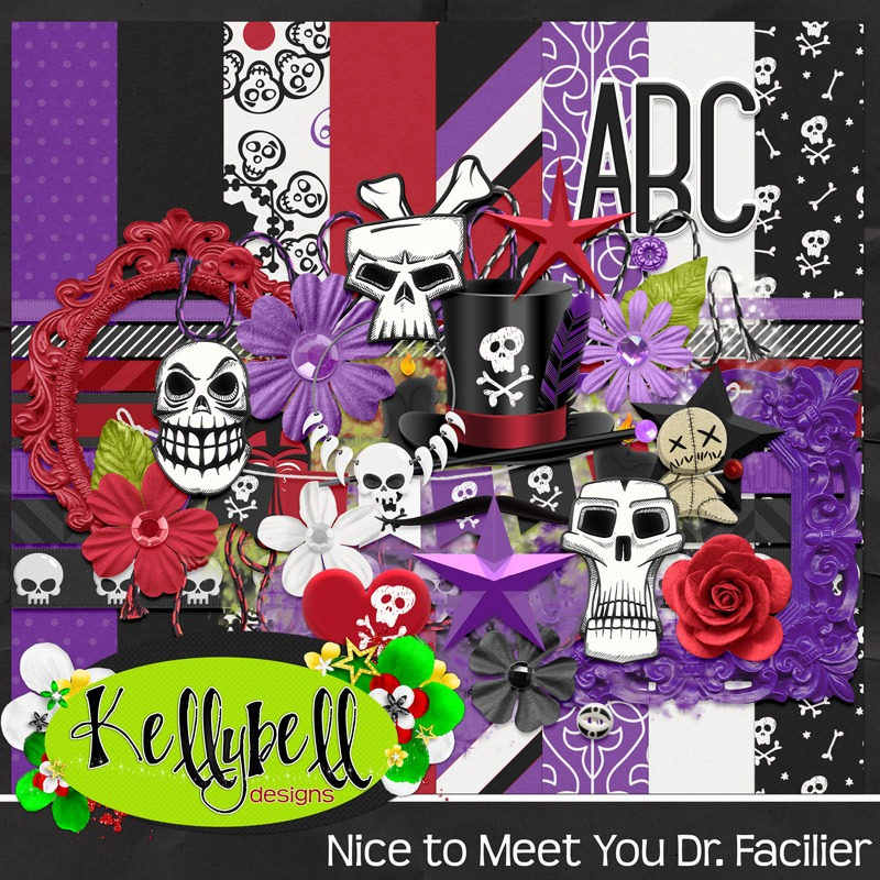 Nice To Meet Dr Facilier