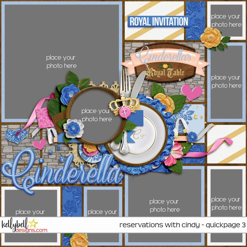 Cindy Witmer Designs In 2019: Reservations With Cindy Kit